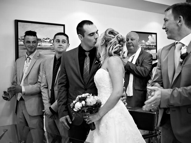 Le mariage de Alexia et Yann à Bénodet, Finistère 24