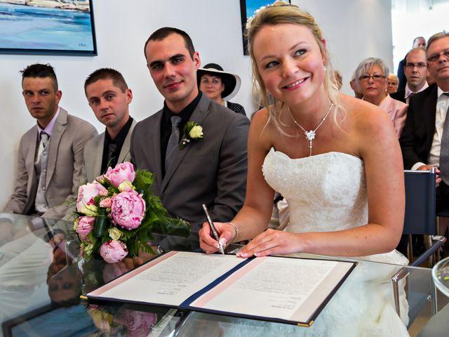 Le mariage de Alexia et Yann à Bénodet, Finistère 25