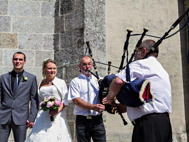 Le mariage de Alexia et Yann à Bénodet, Finistère 32