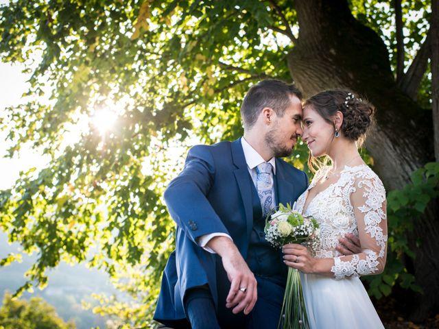 Le mariage de Isabelle et David