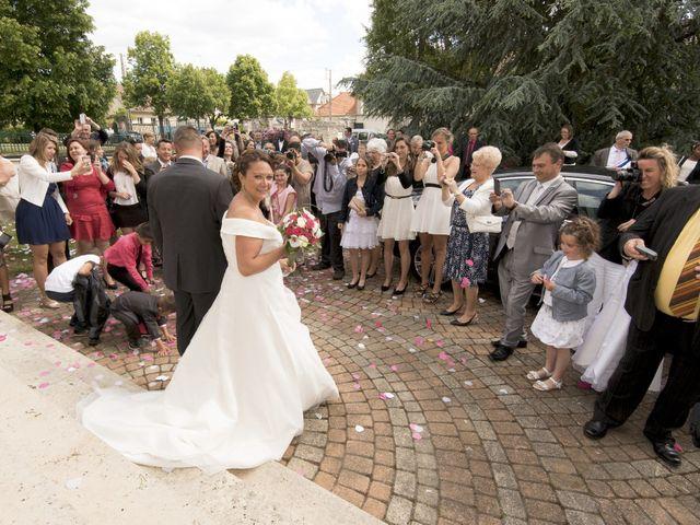 Le mariage de Xavi et Sally à Crépy-en-Valois, Oise 12