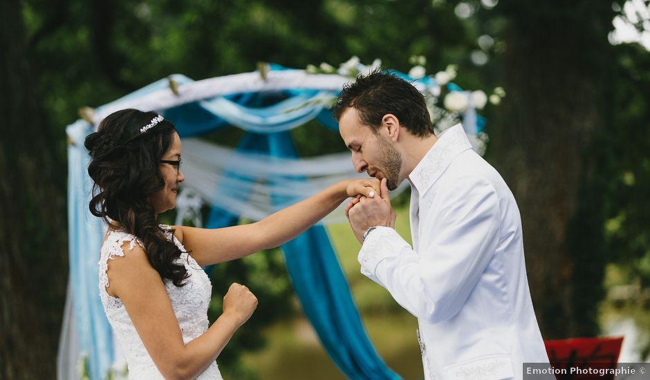 Le mariage de Eddy et Maeva à Vigneux-de-Bretagne, Loire Atlantique