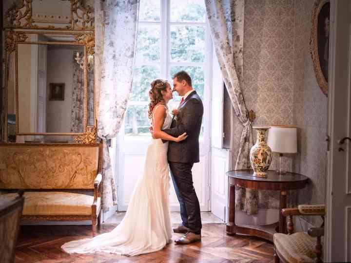 Le mariage de Coralie et Joris
