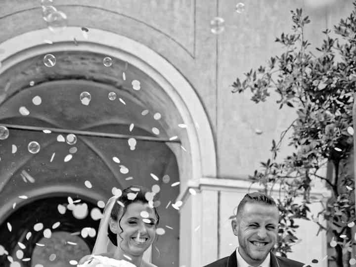Le mariage de Christelle et Jean-Pierre