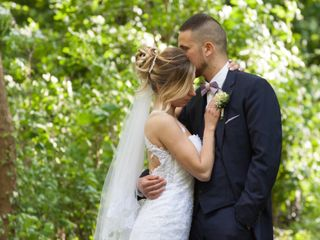 Le mariage de Samia et Rémy