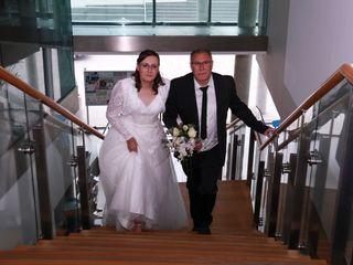 Le mariage de Pauline et Yvan 1