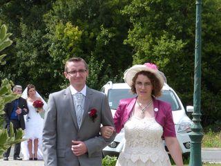 Le mariage de Christophe et Lydie 1