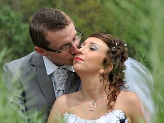 Le mariage de Christophe et Lydie