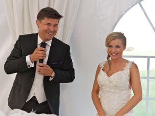 Le mariage de Laetitia et Fabrice