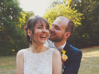 Le mariage de Sophie et Emilien