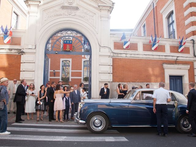 Le mariage de Gary et Hafi à Montauban, Tarn-et-Garonne 10