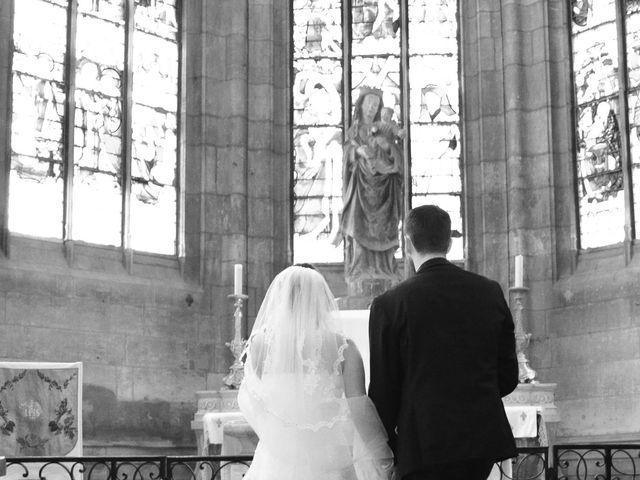 Le mariage de Alexandre et Marie à Évreux, Eure 10