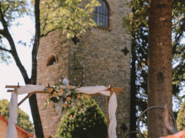 Le mariage de Johnatan et Eloïse à Villebois, Ain 3