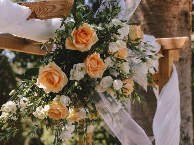 Le mariage de Johnatan et Eloïse à Villebois, Ain 4