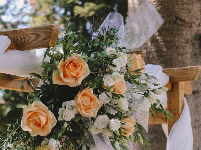 Le mariage de Johnatan et Eloïse à Villebois, Ain 5
