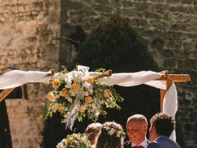 Le mariage de Johnatan et Eloïse à Villebois, Ain 10