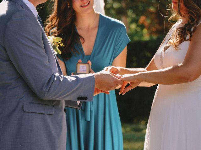 Le mariage de Johnatan et Eloïse à Villebois, Ain 11