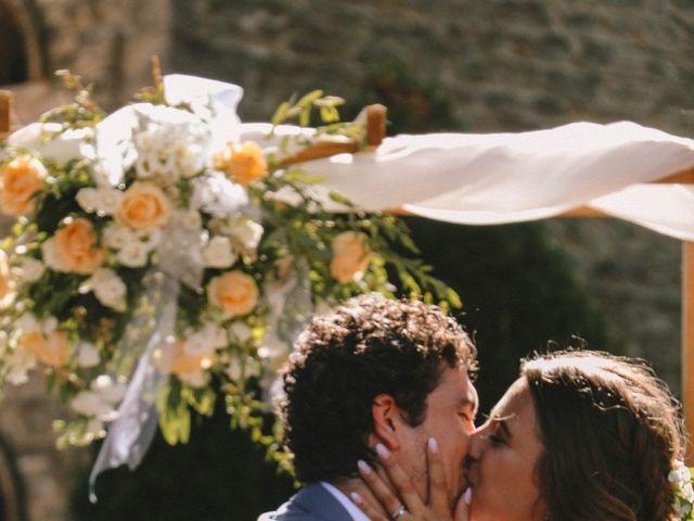 Le mariage de Johnatan et Eloïse à Villebois, Ain 12