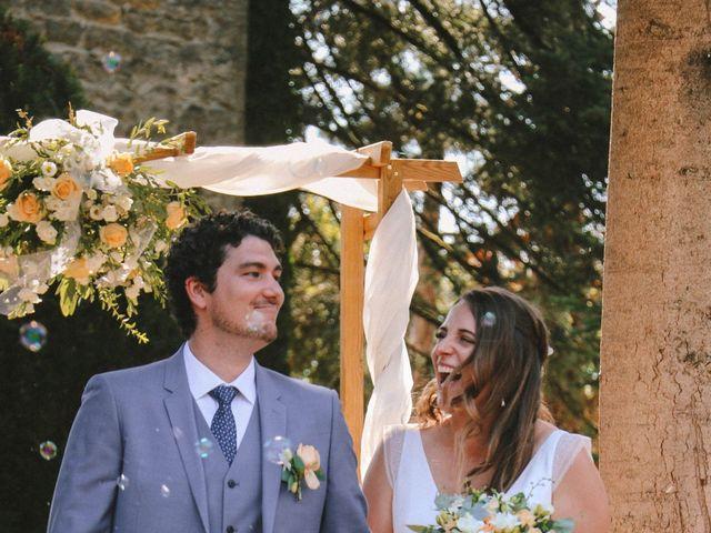 Le mariage de Johnatan et Eloïse à Villebois, Ain 13