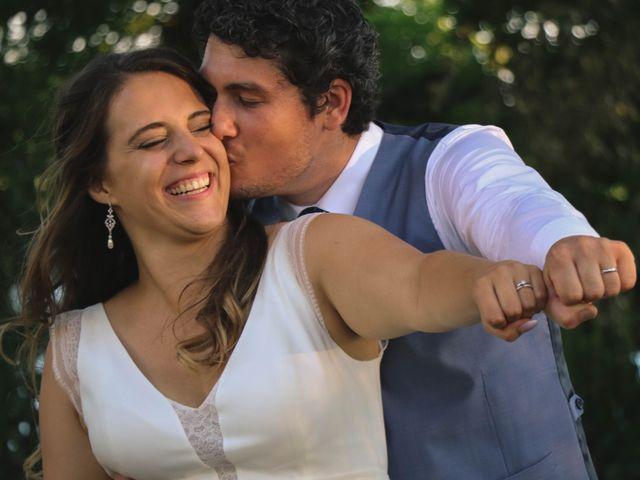 Le mariage de Eloïse et Johnatan