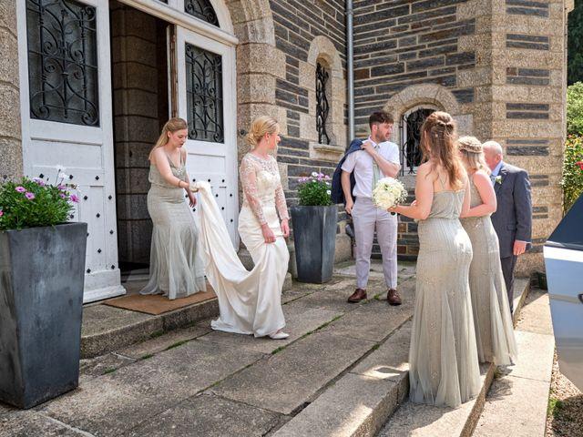 Le mariage de Hugues et Claire à Saint-Just, Ille et Vilaine 13