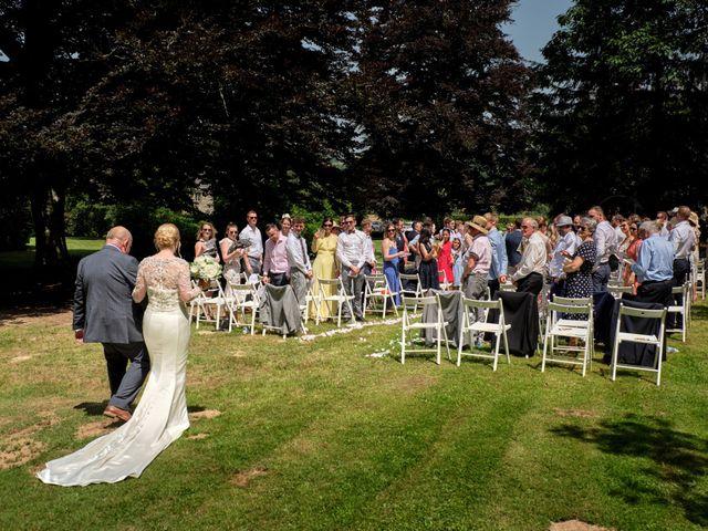 Le mariage de Claire et Hugues