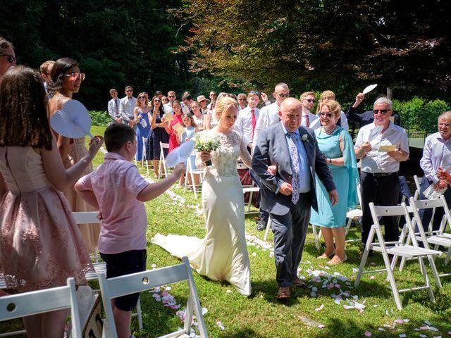 Le mariage de Hugues et Claire à Saint-Just, Ille et Vilaine 16