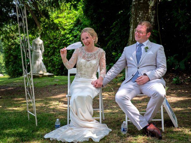 Le mariage de Hugues et Claire à Saint-Just, Ille et Vilaine 26