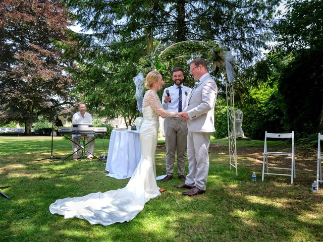 Le mariage de Hugues et Claire à Saint-Just, Ille et Vilaine 28
