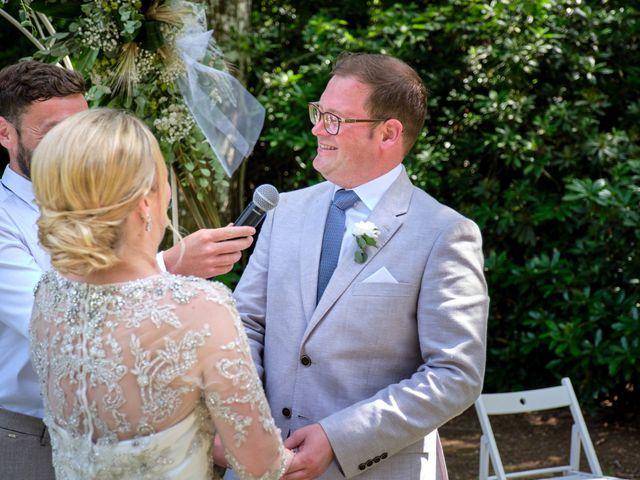 Le mariage de Hugues et Claire à Saint-Just, Ille et Vilaine 29