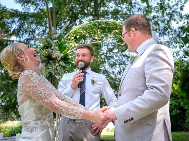 Le mariage de Hugues et Claire à Saint-Just, Ille et Vilaine 33