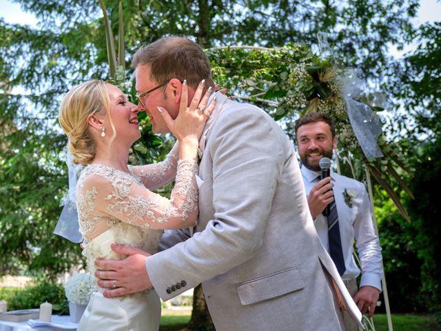 Le mariage de Hugues et Claire à Saint-Just, Ille et Vilaine 35