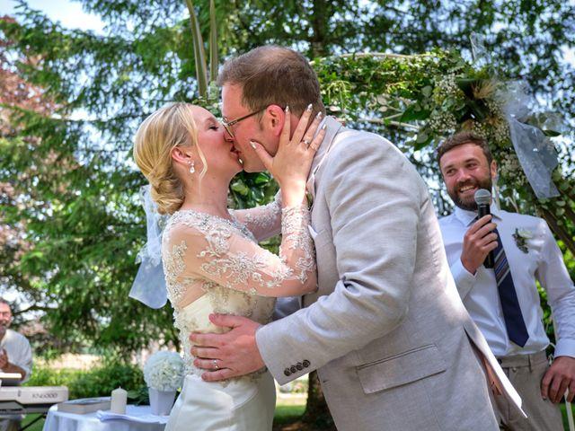 Le mariage de Hugues et Claire à Saint-Just, Ille et Vilaine 36