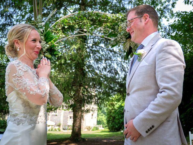 Le mariage de Hugues et Claire à Saint-Just, Ille et Vilaine 37