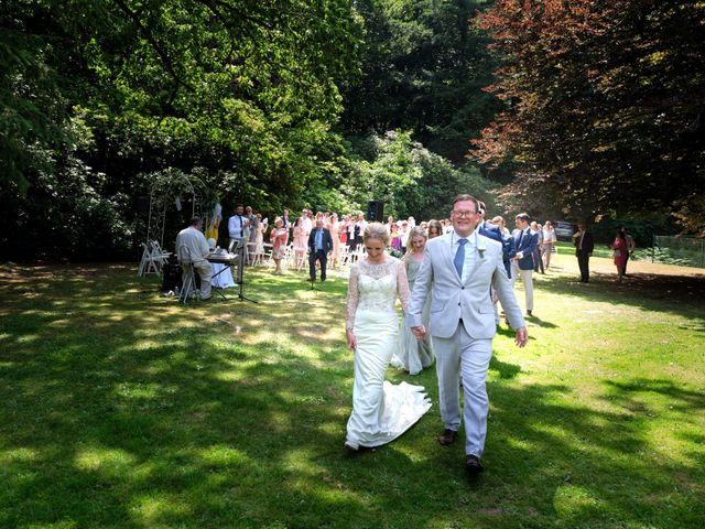 Le mariage de Hugues et Claire à Saint-Just, Ille et Vilaine 40