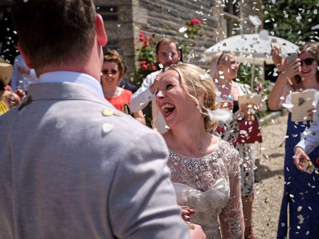 Le mariage de Hugues et Claire à Saint-Just, Ille et Vilaine 44