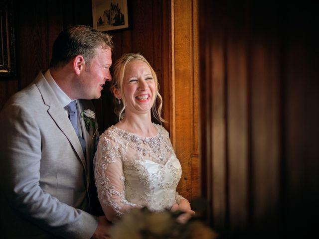 Le mariage de Hugues et Claire à Saint-Just, Ille et Vilaine 56