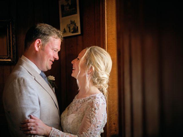 Le mariage de Hugues et Claire à Saint-Just, Ille et Vilaine 57