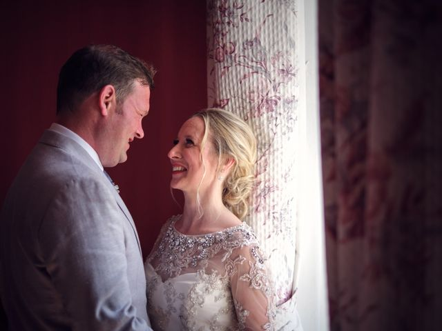 Le mariage de Hugues et Claire à Saint-Just, Ille et Vilaine 62