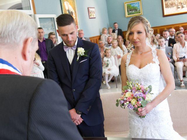 Le mariage de Rémy et Samia à Oignies, Pas-de-Calais 9