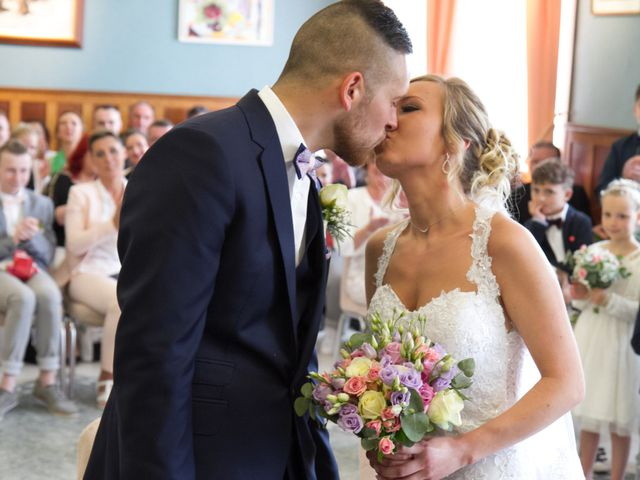 Le mariage de Rémy et Samia à Oignies, Pas-de-Calais 10