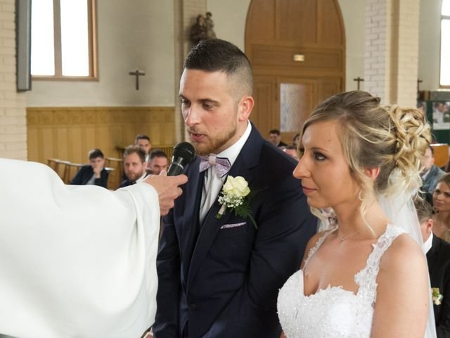 Le mariage de Rémy et Samia à Oignies, Pas-de-Calais 14