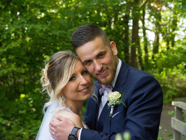 Le mariage de Rémy et Samia à Oignies, Pas-de-Calais 20