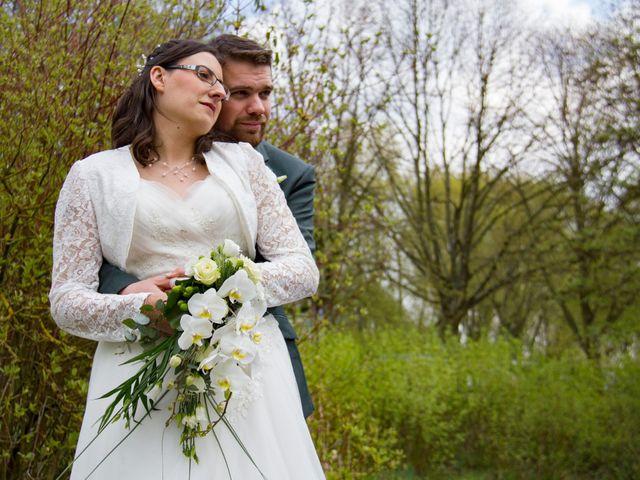 Le mariage de Pauline et Yvan