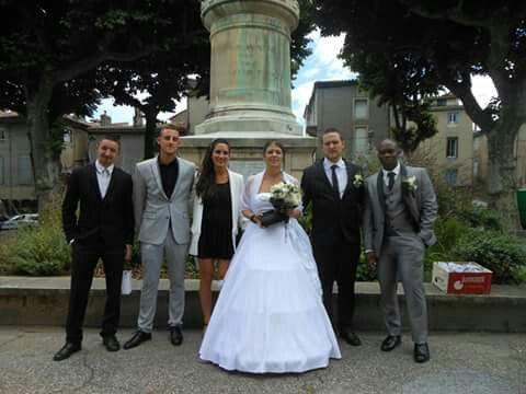 Le mariage de  Ludovic et Héloïse à Le Vigan, Gard 18