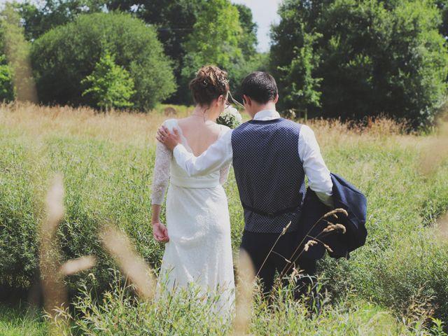 Le mariage de Eleni et Justin