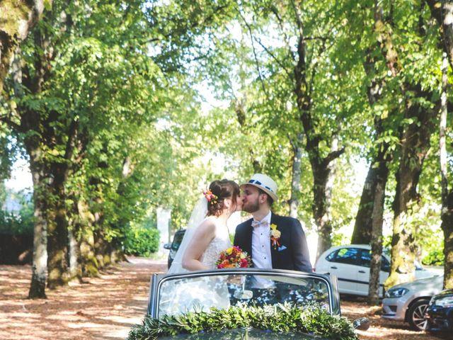 Le mariage de Emilien et Sophie à Tours, Indre-et-Loire 34