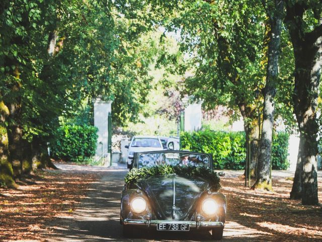 Le mariage de Emilien et Sophie à Tours, Indre-et-Loire 35
