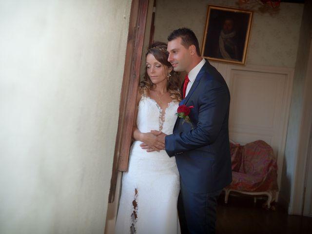 Le mariage de Joris et Coralie à Montesquieu-Volvestre, Haute-Garonne 5