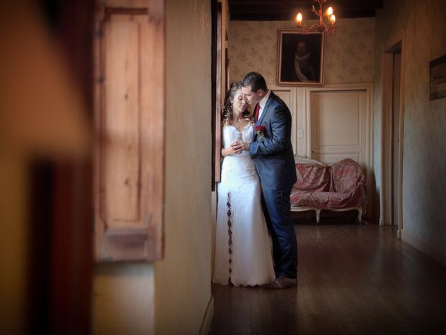 Le mariage de Joris et Coralie à Montesquieu-Volvestre, Haute-Garonne 6